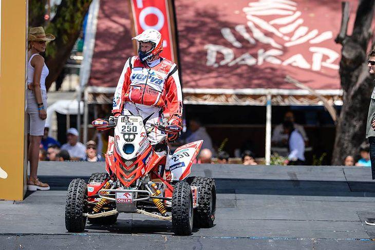 Rajd Dakar 2016  U2013 Prolog  Buenos Aires