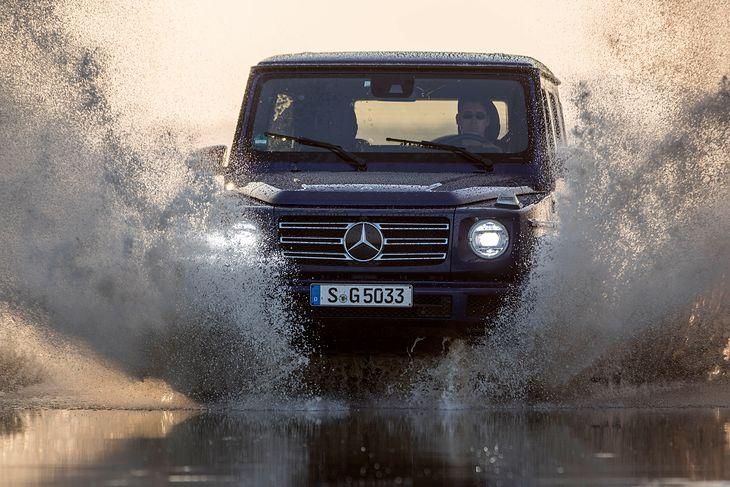 Żadne szczegóły nie zostały na razie zdradzone, ale jedno jest pewne: bezemisyjny Mercedes Klasy G powstanie