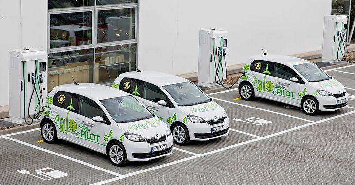 Elektryczne Citigo E-Pilot to dopiero zapowiedź nowego auta
