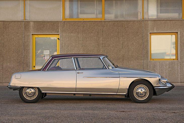 1964 Citroën DS19 Concorde