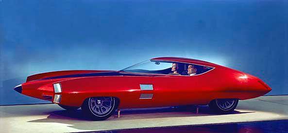 1964 GM-X Stiletto