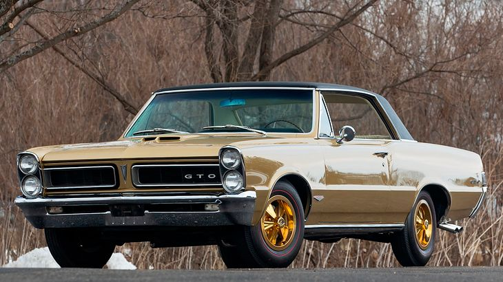 To nie jest zwykłe GTO, lecz ważny element amerykańskiej historii.