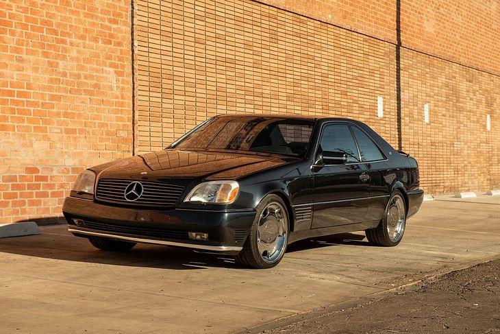 Mercedes S600 Michaela Jordana wbrew pozorom nie jest w idealnym stanie i wymaga inwestycji