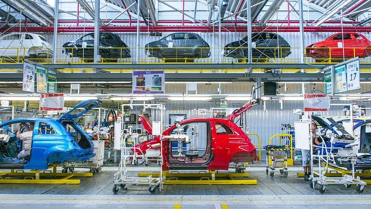 W polskiej fabryce w Tychach powstaje m.in. Fiat 500
