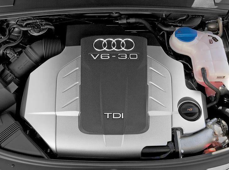 Silnik 3.0 TDI jest ogólnie wysoko cenioną konstrukcją, ale drogą w naprawach.
