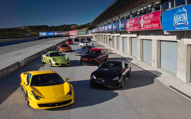 11 egzotyków Motor Trendu