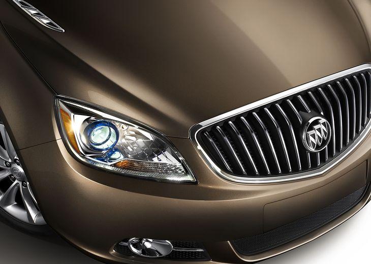 Teaser Buick Verano 2012