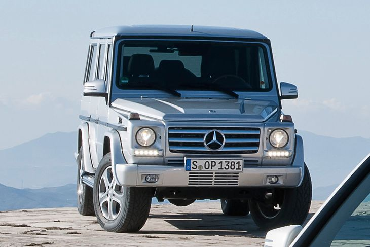 Mercedes-Benz G FL