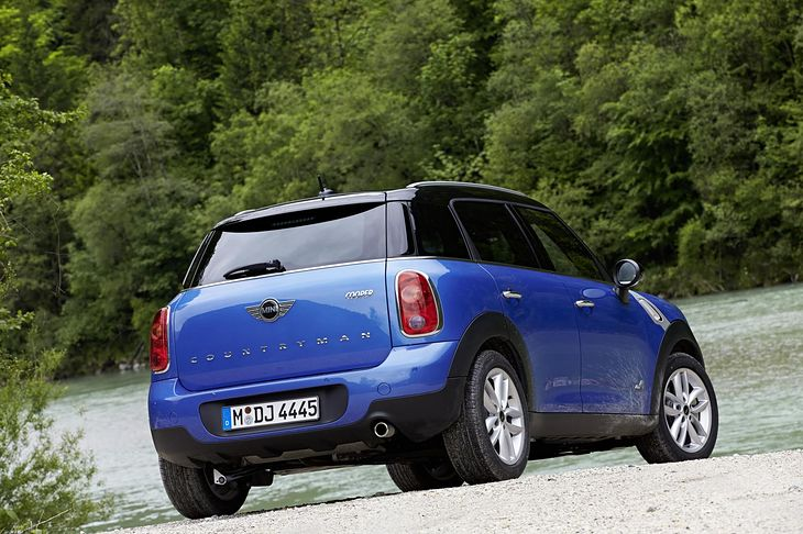mini cooper countryman i paceman z nap dem all4. Black Bedroom Furniture Sets. Home Design Ideas