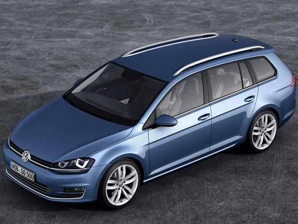 2013 Volkswagen Golf Variant