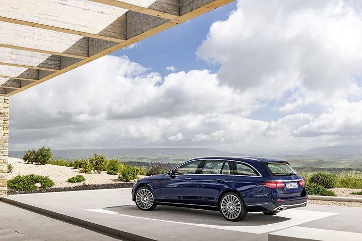 Mercedes-Benz Klasy E Kombi (2017)