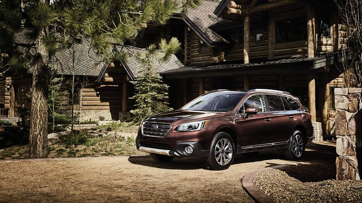 Subaru Outback Touring
