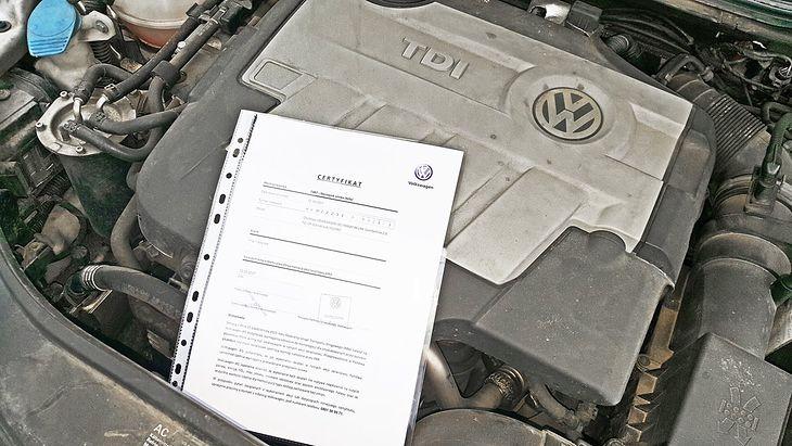 Czy jest możliwe, że bez tego dokumentu samochody z silnikiem EA 189 nie przejdą badania technicznego?