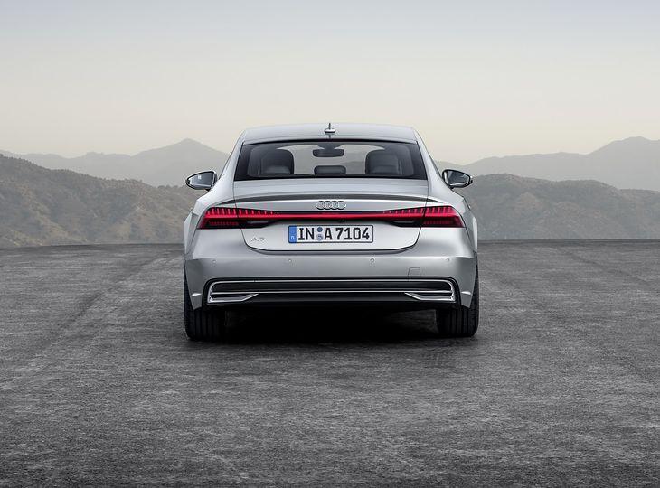 Nowe Audi A7 Sportback Dane Techniczne Pierwsze Zdjęcia Autokult Pl