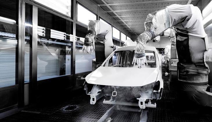 Niewiele fabryk korzysta obecnie z pełnych mocy produkcyjnych