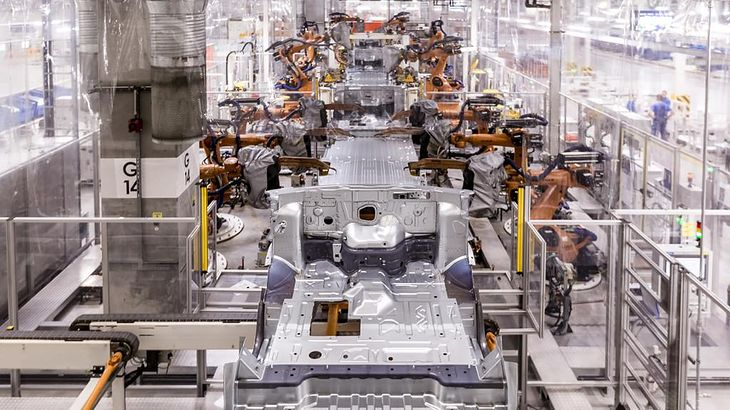 Fabryka Volkswagena we Wrześni także wstrzymuje produkcję.