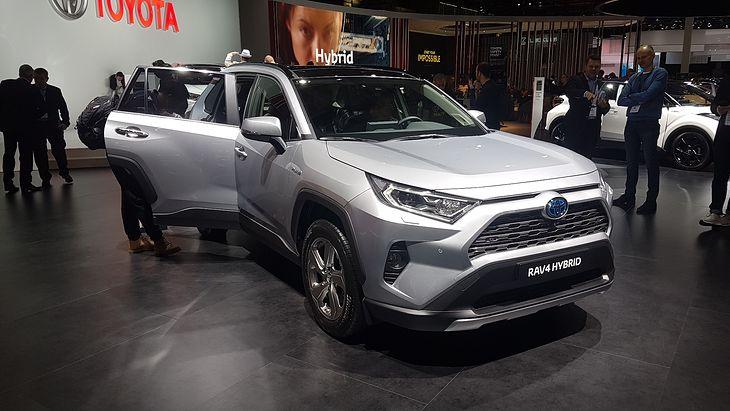 Toyota Rav4 2019 Premiera Cena Opinia Informacje