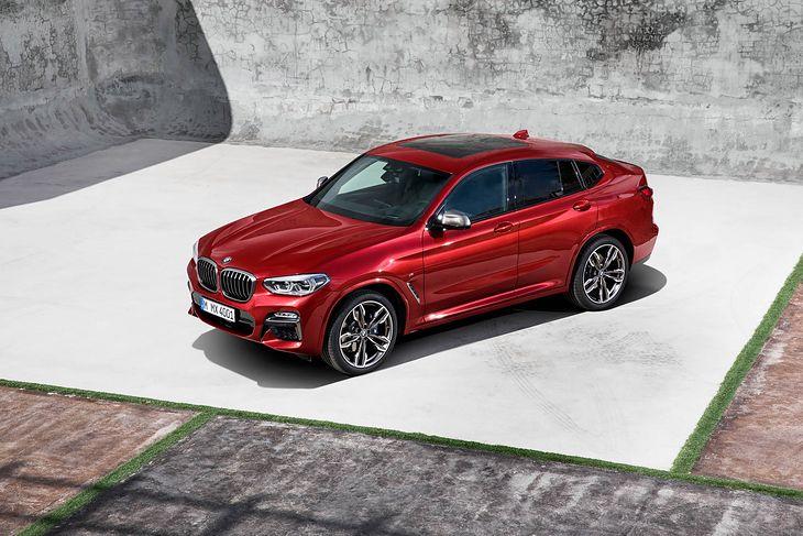 BMW X4 z tej perspektywy jeszcze jest do zaakceptowania