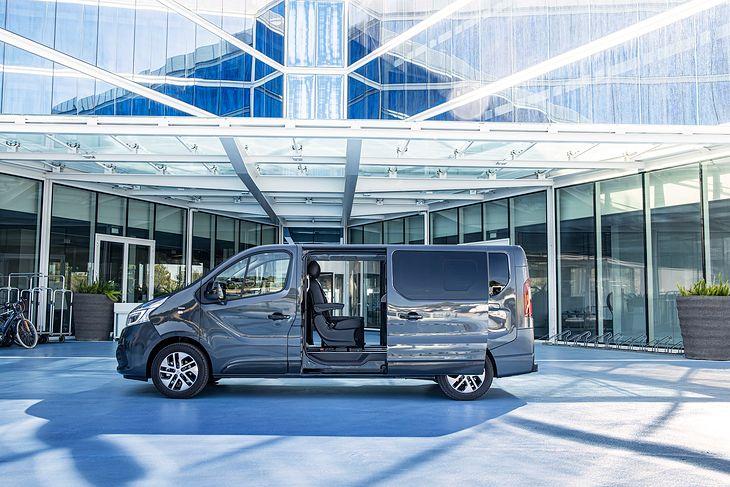 Renault Trafic (2020) (fot. Renault)