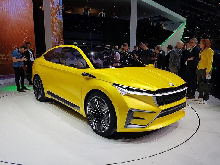 Škoda Vision iV (2019)
