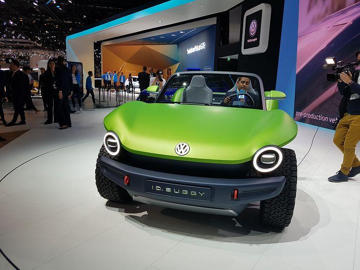 Volkswagen ID Buggy (2019)