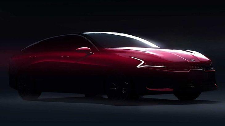 Nowa Kia Optima ma szanse być autem o nieprzeciętnej urodzie.