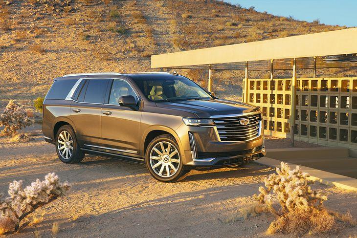 Jeden z ulubionych luksusowych SUV-ów Amerykanów nareszcie w nowej odsłonie.