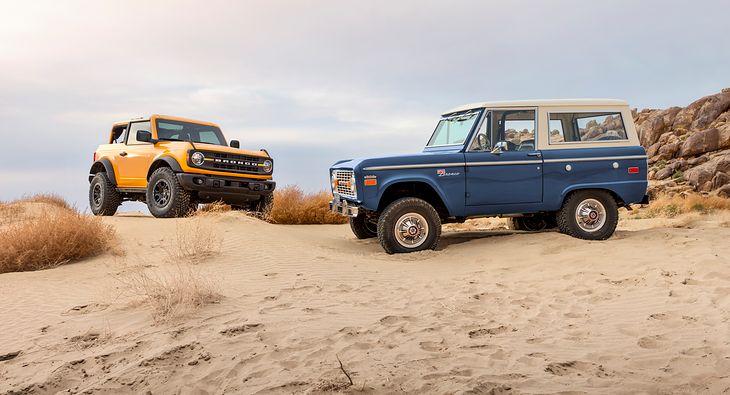 Wiele wskazuje, że nowy Bronco przebije popularnością swoich poprzedników.