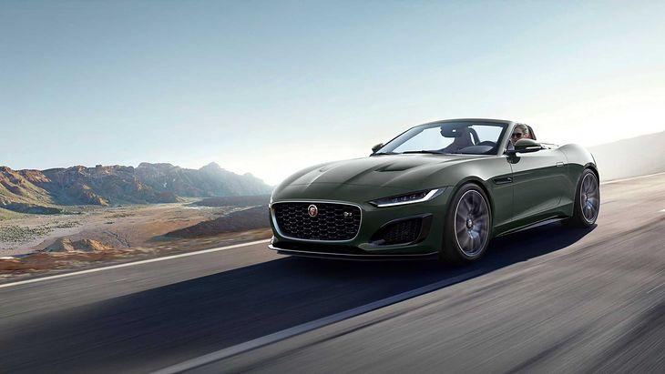 Charakterystyczna zieleń Jaguara powraca po kilku dekadach przerwy.