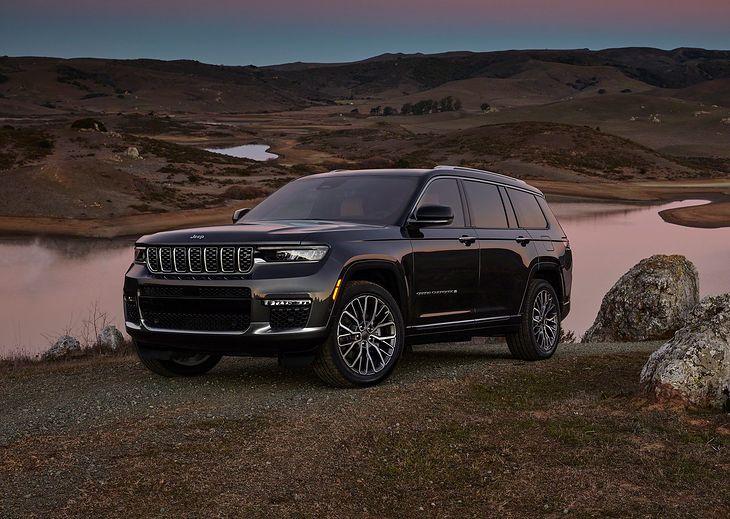 Cherokee L to naprawdę kawał auta.