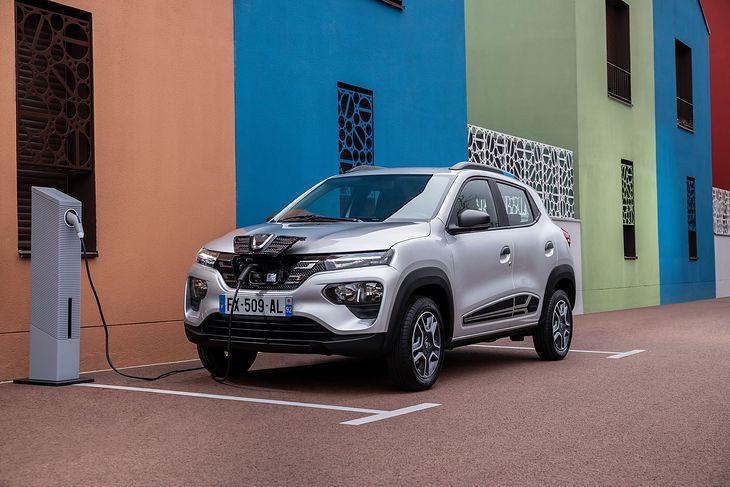 Dacia Spring ma być najtańszym elektrykiem na rynku (zdjęcie poglądowe)