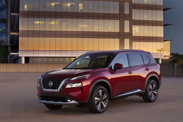 Nowy Nissan Rogue nawiązuje do lini stylistycznej zapoczątkowanej przez Juke'a.