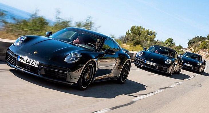 Niektórzy mieli już okazję sprawdzenia przedprodukcyjnych prototypów 911 Turbo S.