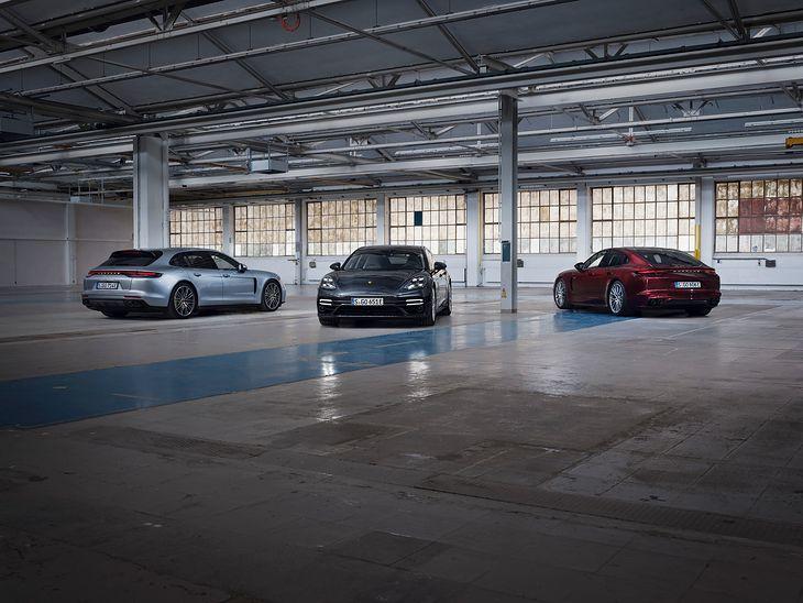 Trzy nowe wersje dołączają do gamy Porsche.