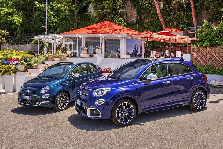 Fiat potrafi w edycje specjalne.