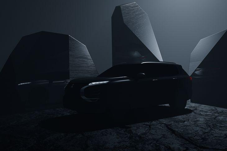 Nowy Mitsubishi Outlander pojawi się w 2021 r.