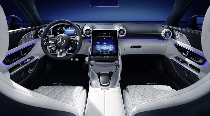 Mercedes-AMG SL (2021)