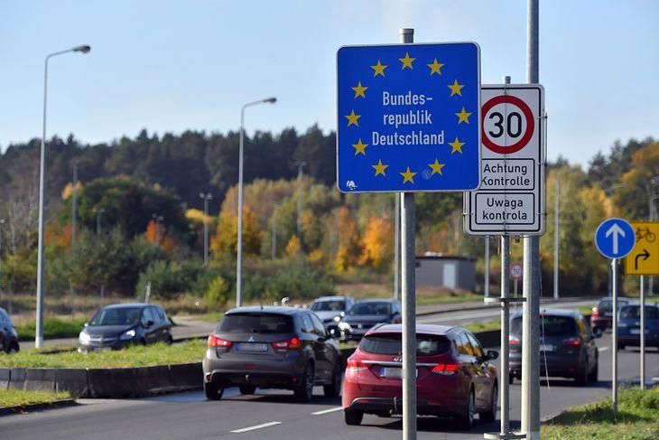 Od soboty 24 października zmiany na niemieckiej granicy. A to nie wszystko.