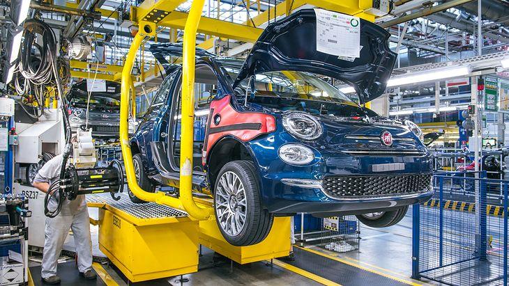 Model 500 stanowi hit eksportowy fabryki w Tychach