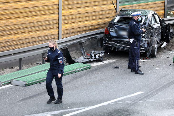 Według policji najczęstsze przyczyny wypadków w Polsce to nieustąpienie pierwszeństwa i nadmierna prędkość