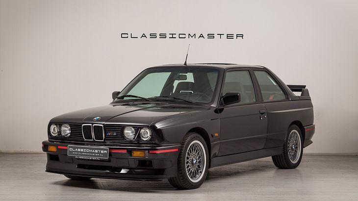 BMW E30 M3 Sport Evolution powstało w liczbie 600 egzemplarzy