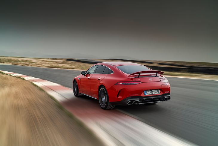 Merceces-AMG GT 4-door Coupe 63 S E Performance
