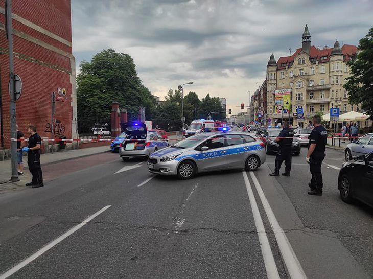 Policja postawi zarzuty kierowcy w ciągu kolejnych 48 godzin.