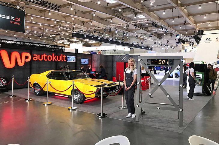 Poznań Motor Show (fot. Michał Zieliński)