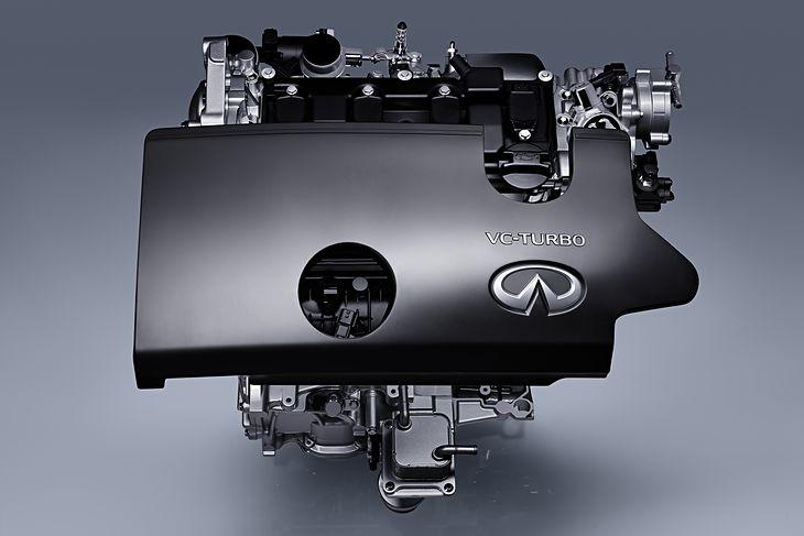 Silnik VC-T ma zapewniać osiągi sześciocylindrowca i spalanie diesla