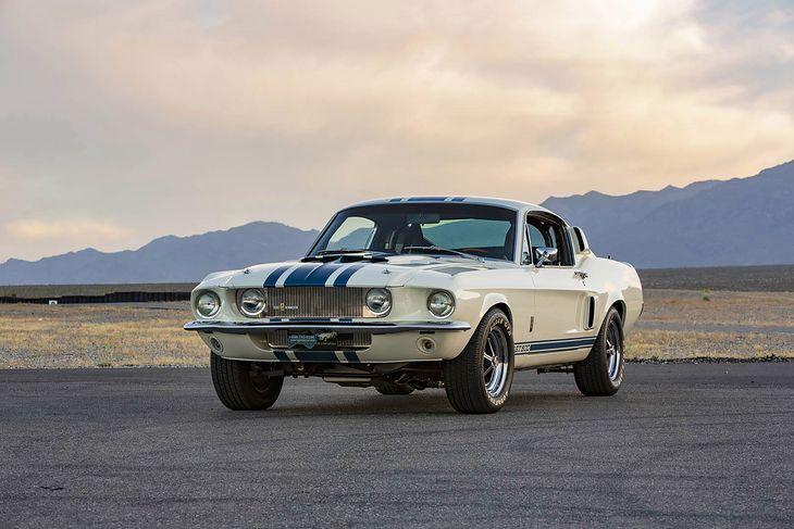 Ford Mustang Super Snake ma wyjątkowe miejsce w historii motoryzacji