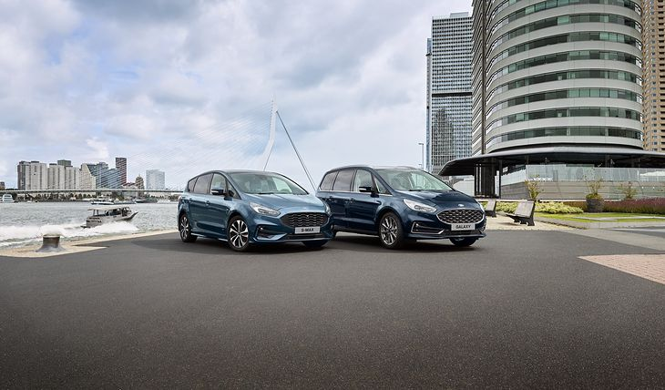 Minivany Forda są bez wątpienia jednymi z najatrakcyjniej wystylizowanych aut w tym segmencie.