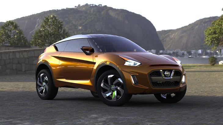 Nissan Extrem Concept z 2012 r.