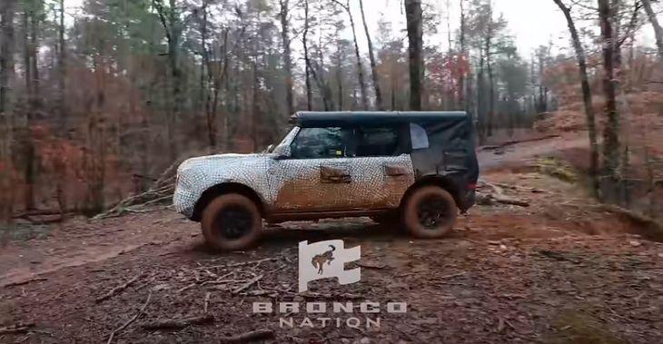 """To, co dzieje się z nowym Fordem Bronco, możecie śledzić na oficjalnym kanale YouTube o nazwie """"The Bronco Nation""""."""