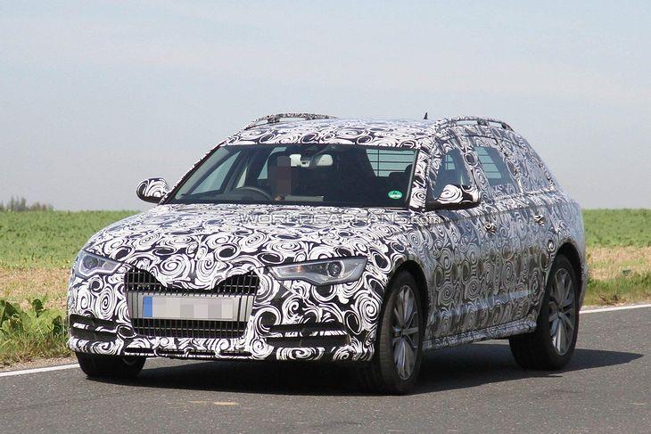 Audi A6 Allroad 2012